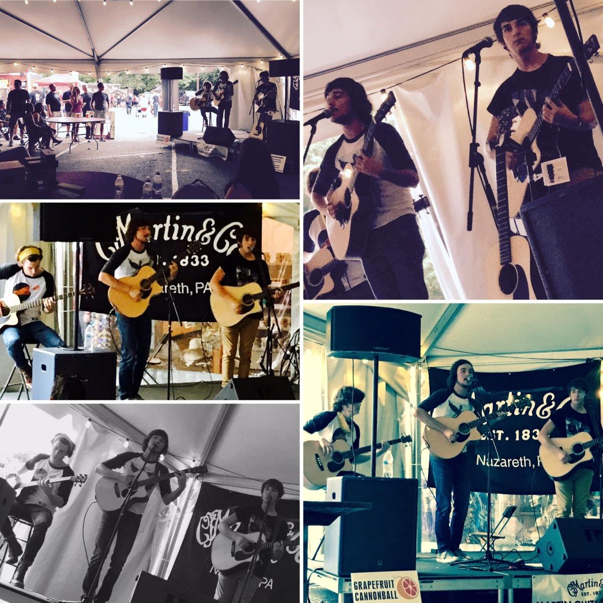 Musikfest - Yuenling Lagerplatz, 8/11/2017